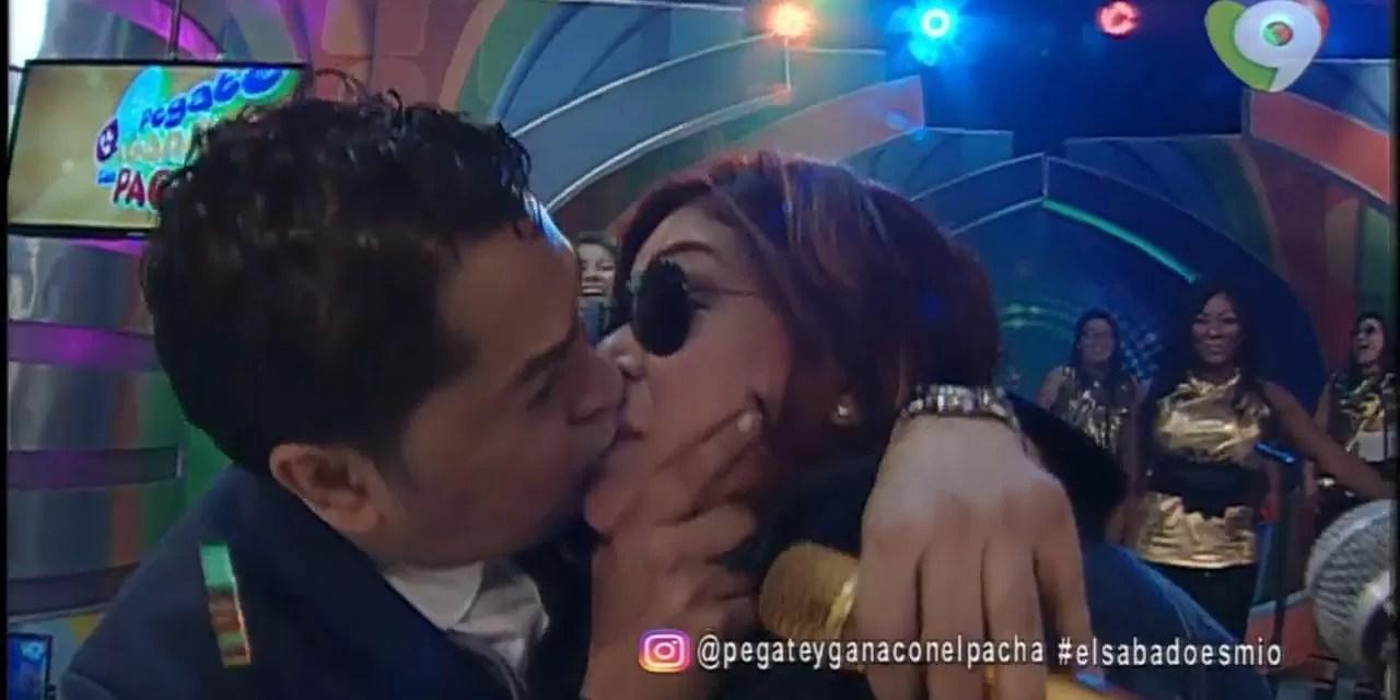 Belkis Concepción denuncia que fue acosada por el Pachá