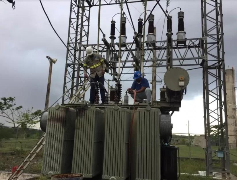 Las localidades que no habrá servicio eléctrico este sábado