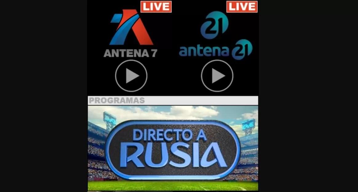 La Transmision Mundial De Futbol Rusia  Por Internet Gratis Para Republica Dominicana Hay Que Aclarar Que Solo Quienes Residan En Territorio Dominicano