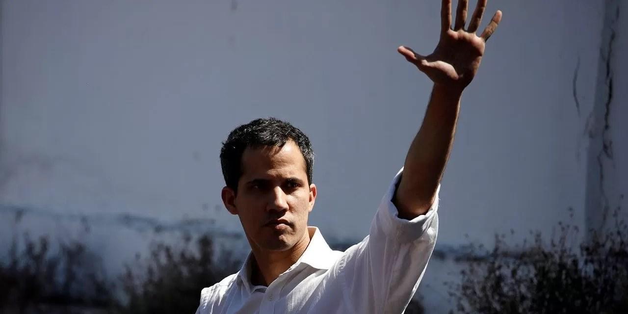 Juan Guaidó insiste en el diálogo