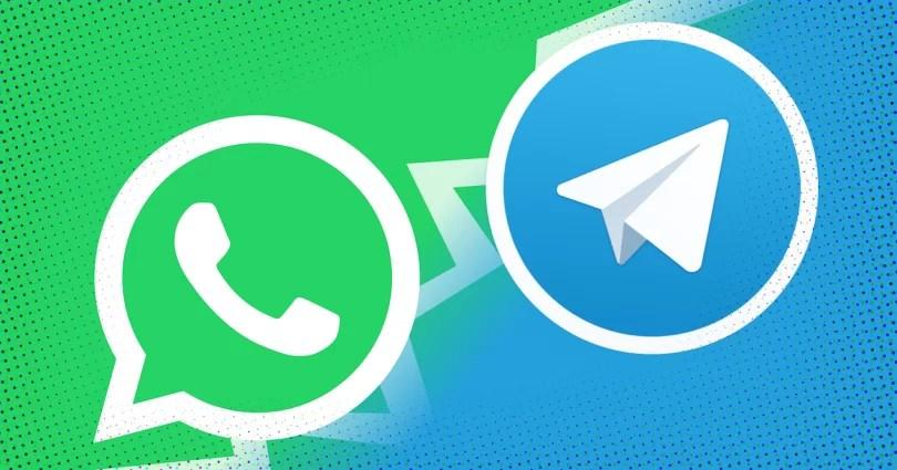 ¿Telegram se posicionará como la nueva app de mensajería por encima de WhatsApp?