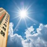 La Onamet prevé temperaturas calurosas este sábado