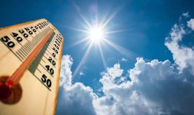 La Onamet prevé temperaturas calurosas para este lunes