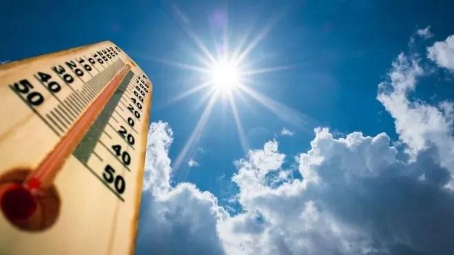 Meteorología prevé temperaturas calurosas para este martes