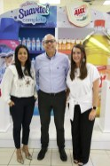 5 - Iris Madera, Juan Acosta y Deirdre Cocco