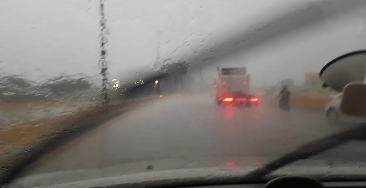 Meteorología prevé lluvias por vaguada