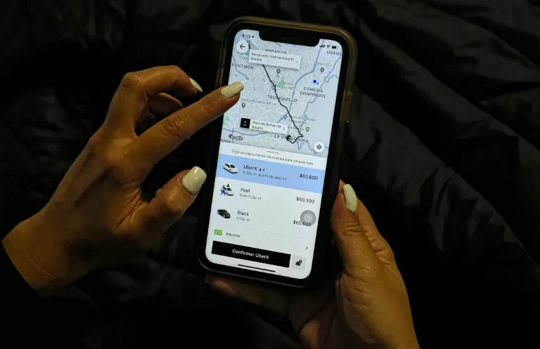 APP de Uber ahora permitirá audio como evidencia para los reportes de incidentes