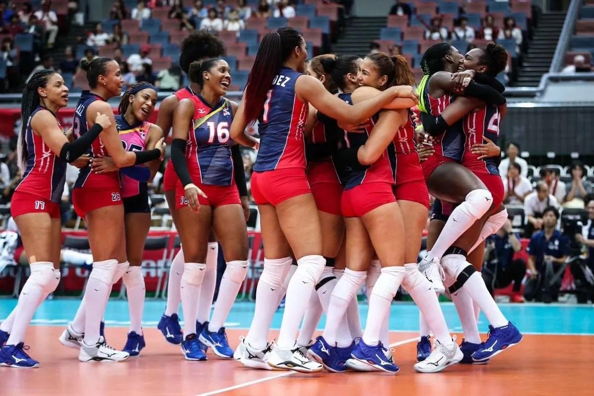 Resultado de imagen para Las Reinas del Caribe ganan y se acercan a los Juegos Olímpicos