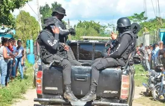 Estudio revela sector empresarial no cree en la Policía Nacional