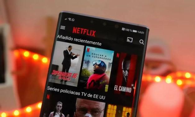Netflix gratis en Android