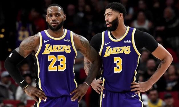 LeBron y Davis no participarán en los Juegos Olímpicos de Tokio