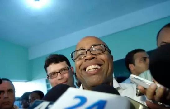 """Alfredo Pacheco: El Código Penal es """"Muy bueno"""""""
