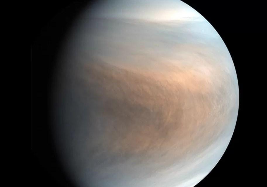 La falta de agua hace imposible la vida en Venus