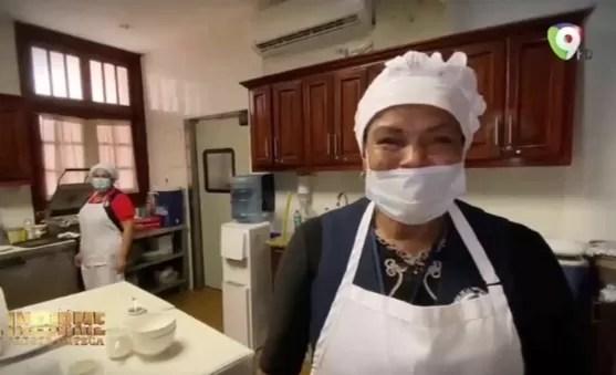 Las comidas favoritas de Leonel, Danilo y Abinader, según cocineras del Palacio