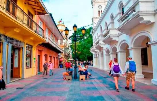 Abinader anuncia segunda fase de remodelación de la Ciudad Colonial