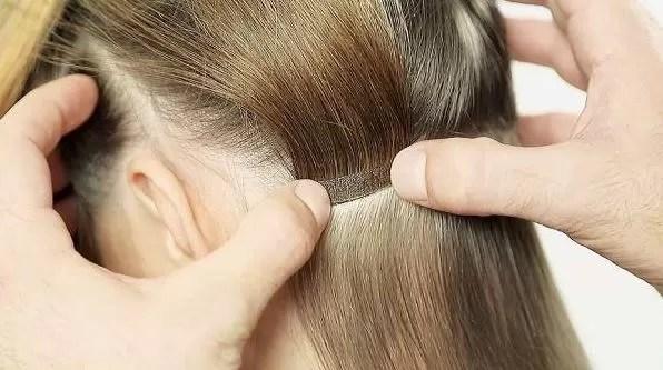 Los riesgos de usar extensiones de cabello