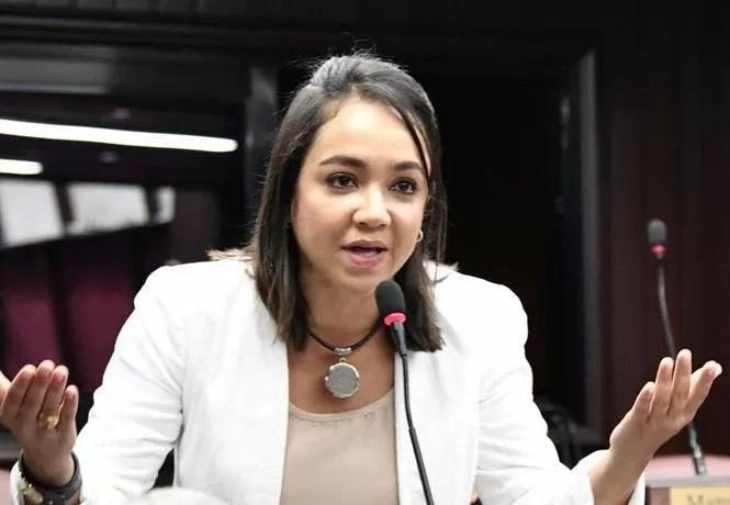 """Faride: """"La delincuencia nació en Gobierno de Danilo"""""""