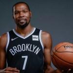 Kevin Durant encabeza al equipo de Estados Unidos para Tokio