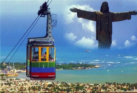 El teleférico de Puerto Plata abriría en cuatro semanas
