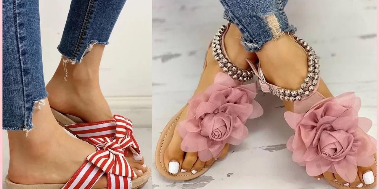 6 Outftis con sandalias que lucen elegantes