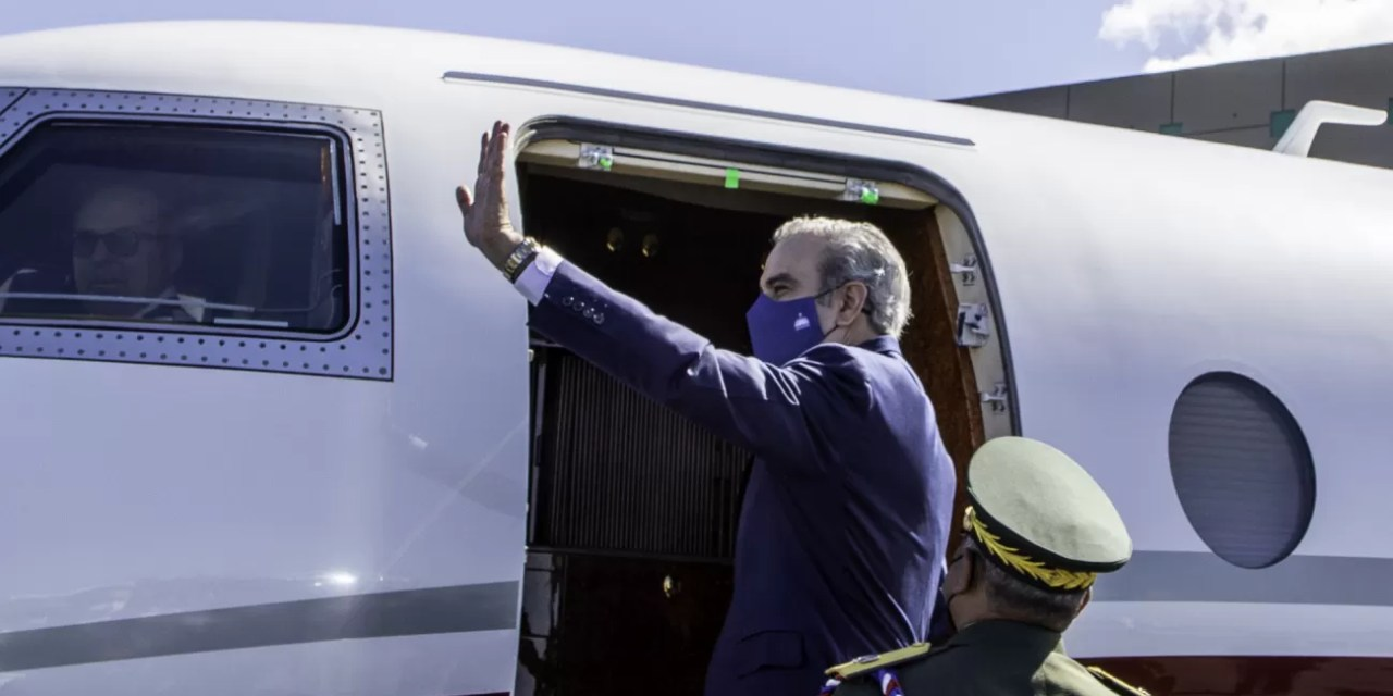 Abinader viajará a Ecuador el domingo para toma de posesión de Lasso