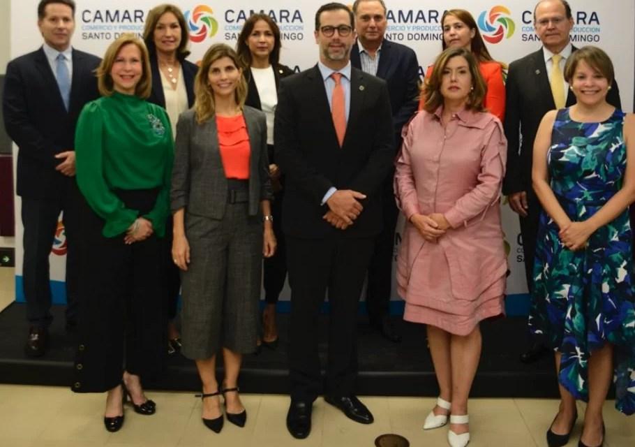 Cámara de Comercio de Santo Domingo elige nueva directiva