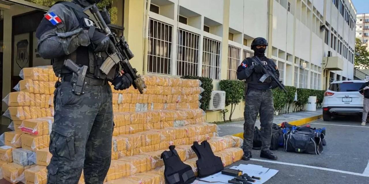 Autoridades incautan cerca de 24 toneladas de drogas en la actual gestión