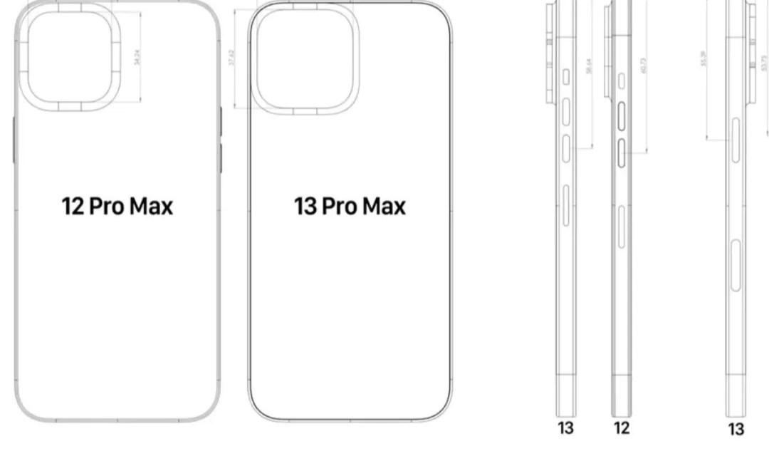 iPhone 13: filtraciones sobre el próximo móvil de Apple