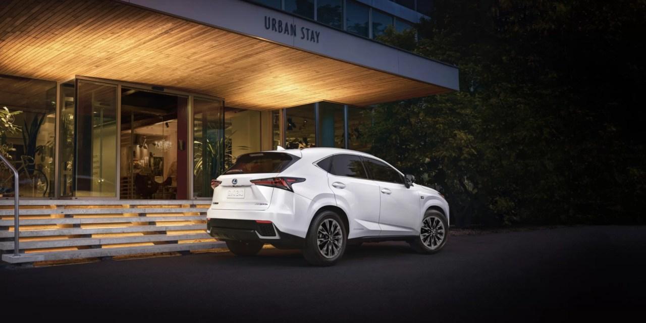 Lexus logra ventas globales de 2 millones de vehículos electrificados