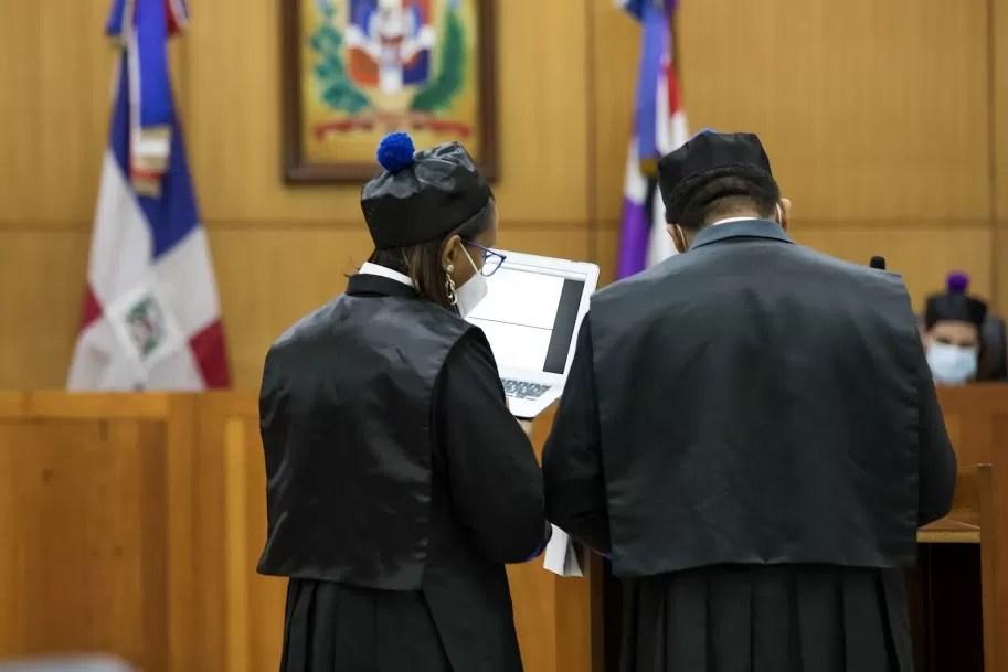 MP concluye  incorporación de pruebas en el caso Odebrecht