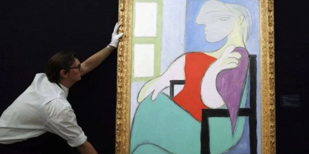 Un cuadro de Picasso se vende por 103 millones de dólares en Nueva York