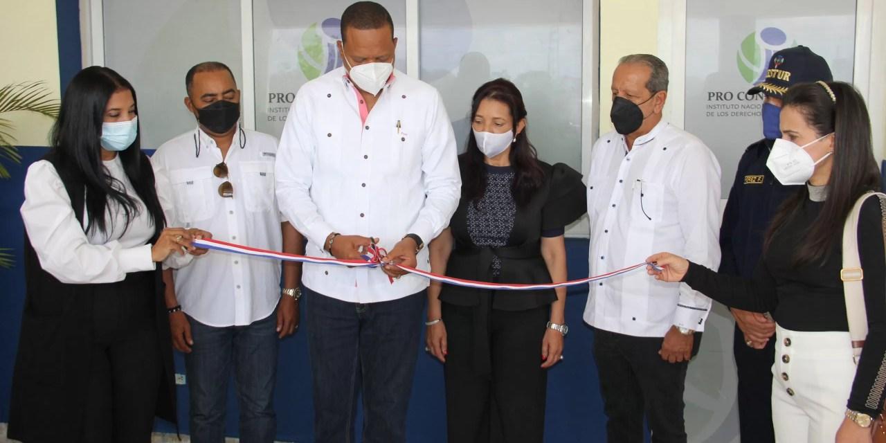 Pro Consumidor inaugura nueva oficina en Punta Cana