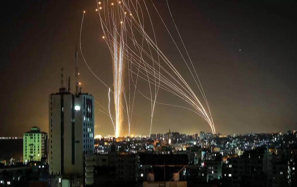 Así funciona el Domo de Hierro, el poderoso escudo antimisiles de Israel