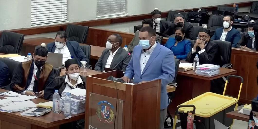Video: Raúl Girón revela extenso entramado de corrupción militar