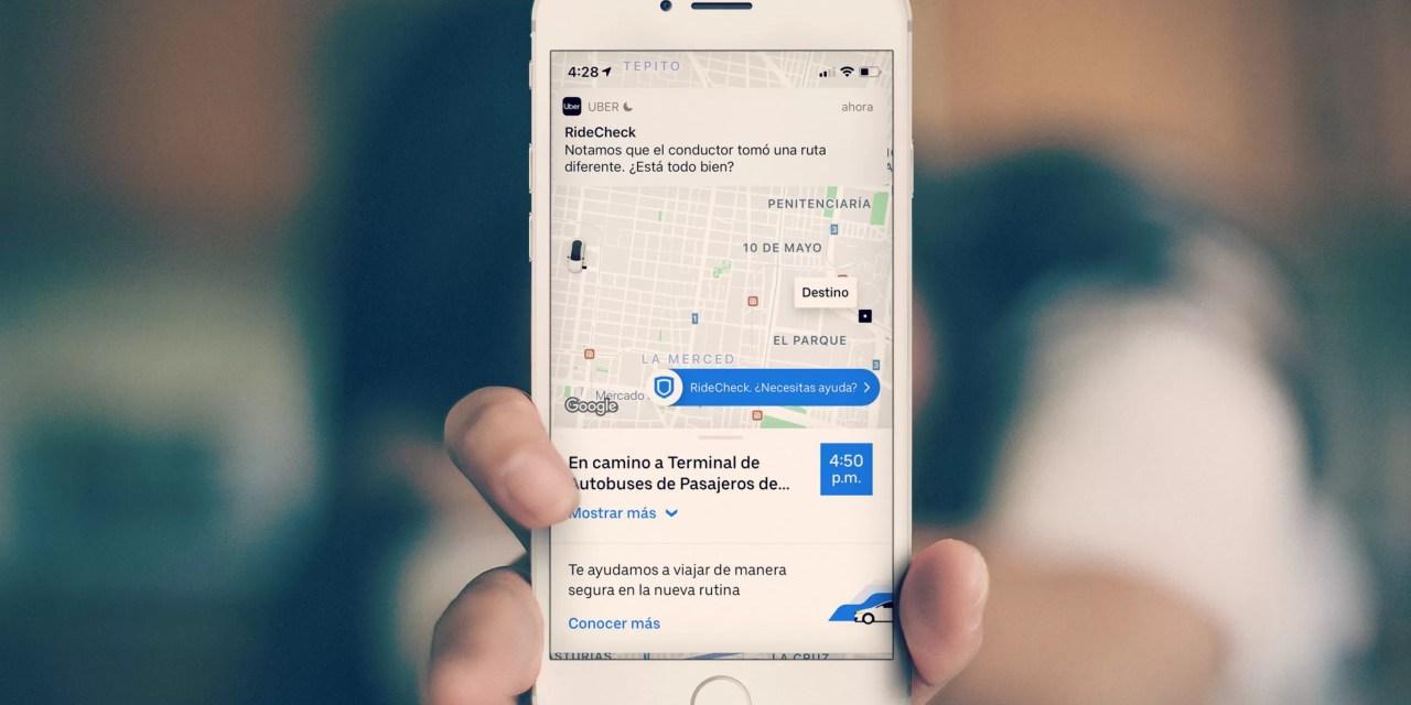 Conductores de Uber  en RD no podrán alargar ni desviar sus rutas para cobrar de más