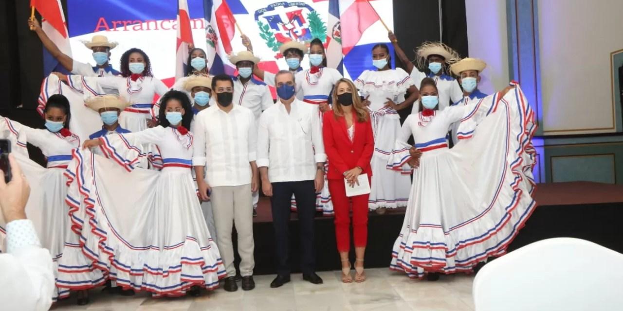 Abinader garantiza que el turismo y la República Dominicana saldrán más fuertes de la pandemia