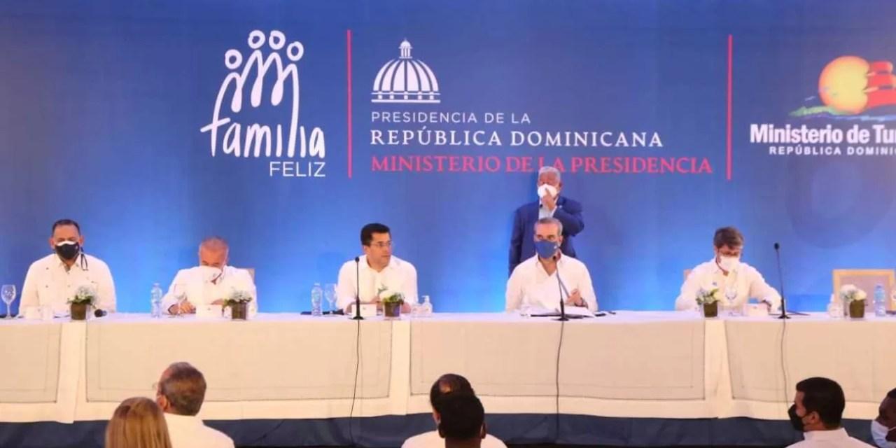 Gobierno invita a hoteleros a trabajar con Gobierno en el Plan Nacional de Vivienda Familia Feliz
