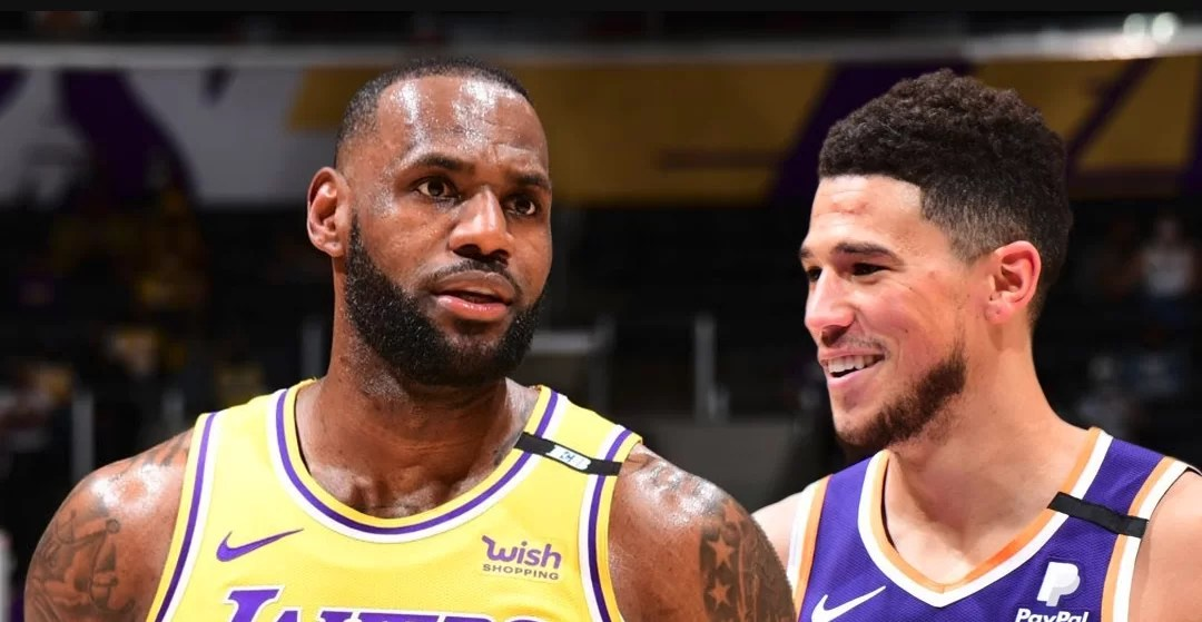 Lakers caen ante Suns con lesión de Anthony Davis; Nets divisan el pase