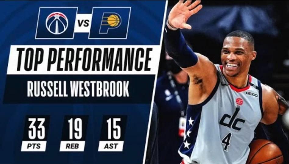 Westbrook iguala el récord de triple dobles de Oscar Robertson en la NBA