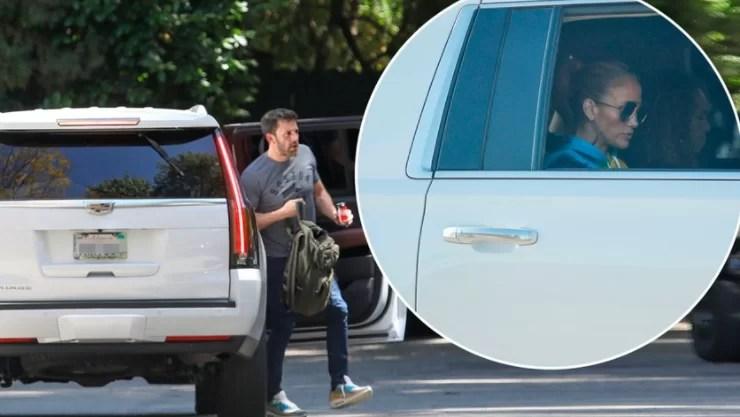 JLo se va de vacaciones con Ben Affleck
