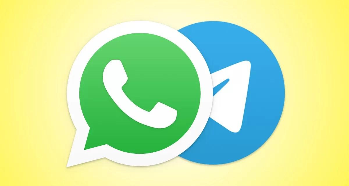 Las cosas que tiene WhatsApp que no tiene Telegram