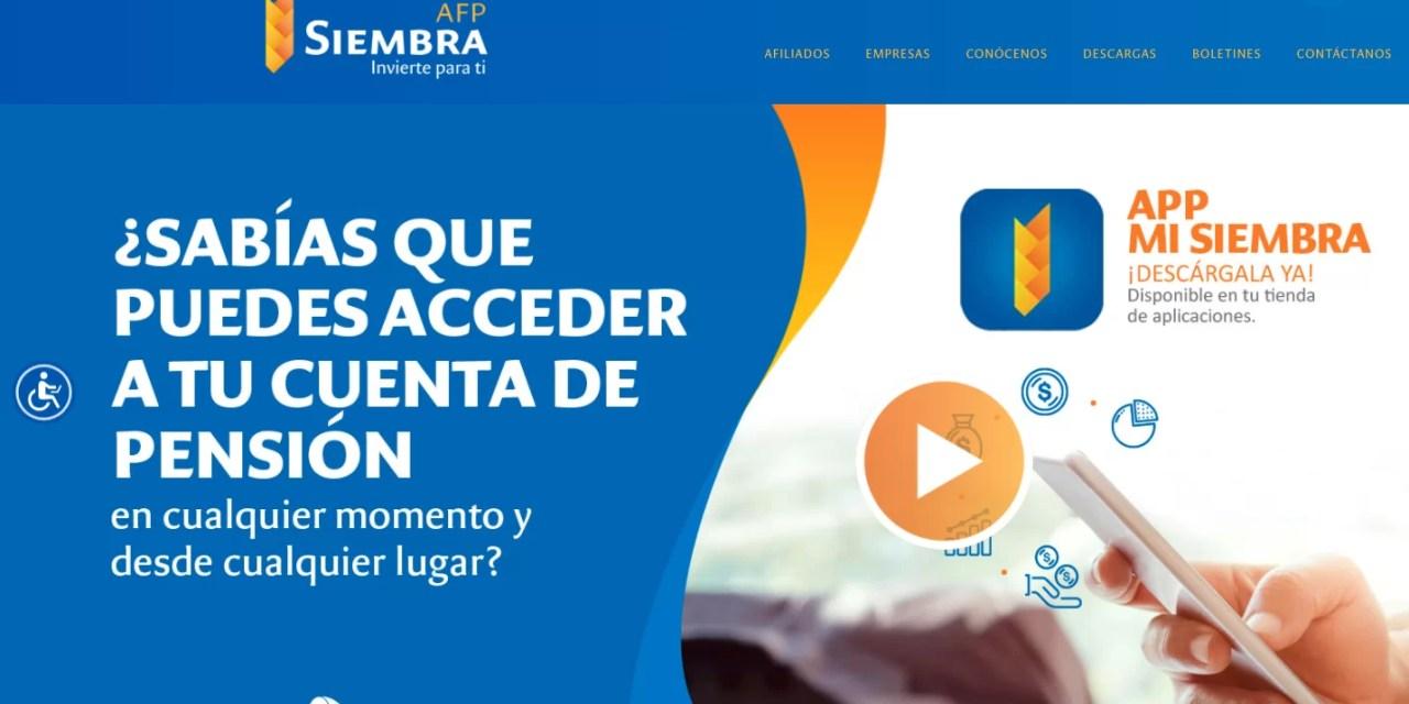 AFP Siembra presenta nuevos canales digitales