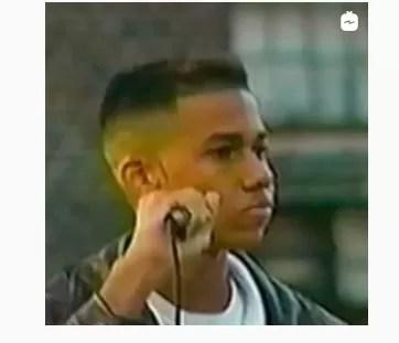 "#TBT- Romeo Santo en ""Los Tinellers"""