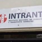 INTRANT inicia acreditación a escuelas de choferes a nivel nacional