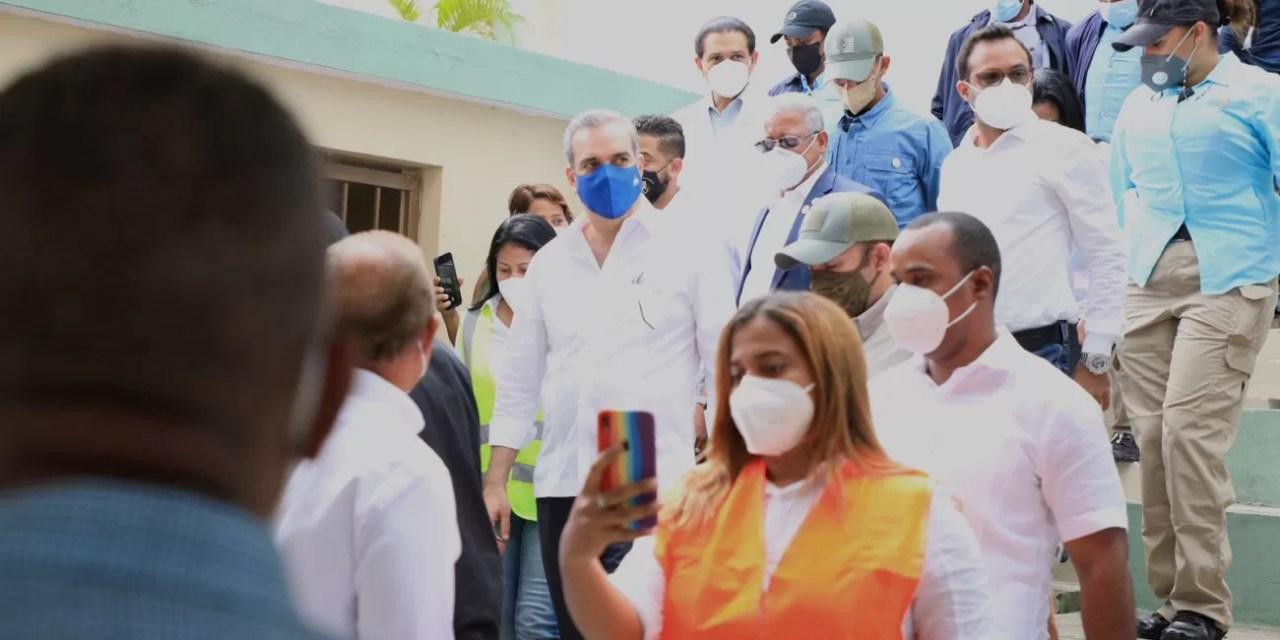 Abinader considera jornada especial de vacunación comunitaria es ejemplo a seguir