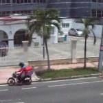 "Motoristas se ""adueñan"" de las ciclovías"