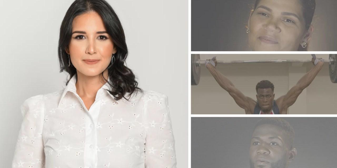 "Jessica Hasbún presenta  ""Quisqueyanos Valientes"""
