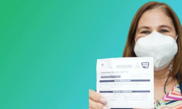 Ojo si eres de los que ha publicado su tarjeta de vacunación en las redes sociales