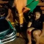 Identifican víctimas del accidente en puente Mauricio Báez, SPM