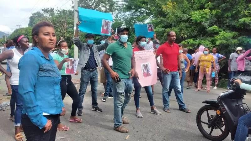 Reclaman por desaparición de una niña en Dajabón